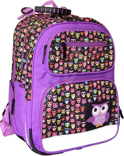 ERGO Kids Sova - Školní batoh  56475a7929