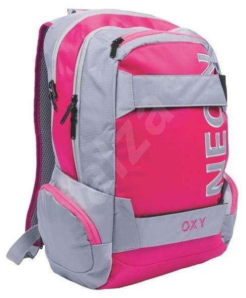 14bad0795a6 OXY Neon pink - Školní batoh
