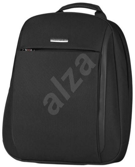"Samsonite Sahora Regeneration Laptop Backpack M 15.6"" černý - Batoh na notebook"