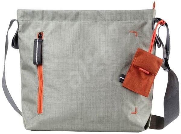 CRUMPLER Doozie Shoulder S - washed oatmeal/tangerine - Pouzdro na tablet