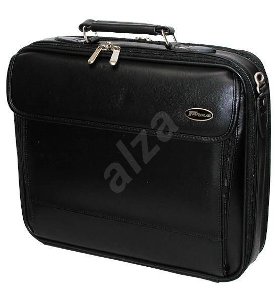 3f9f02ada6a Targus Leather Notebook Case Black - luxusní kožená brašna na notebook do  velikosti 15