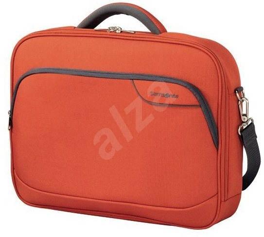 "Samsonite Monaco ICT Office Case 18.4"" oranžová - Brašna na notebook"