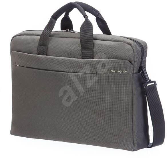 "Samsonite Network 2 Laptop Bag 17.3"" šedá - Brašna na notebook"