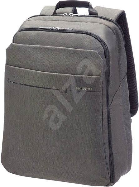 "Samsonite Network 2 Laptop Backpack 17.3"" šedá - Batoh na notebook"