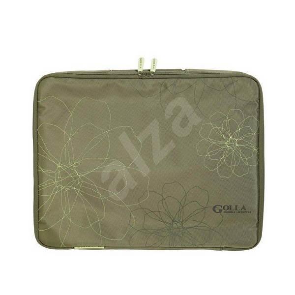 """GOLLA Gaia 15"""" zelené - Pouzdro na notebook"""