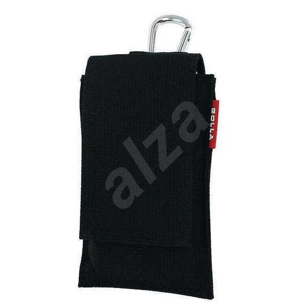 Pouzdro na mobilní telefon GOLLA Sport Zipper Black - Pouzdro na mobilní telefon