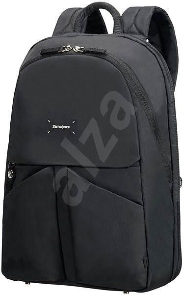 Samsonite Lady Tech ROUNDED BACKPACK 14.1 Black - Batoh na notebook
