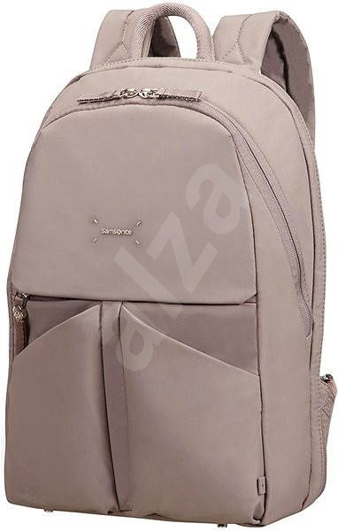 Samsonite Lady Tech ROUNDED BACKPACK 14.1 Smoke - Batoh na notebook ... d0ad641276