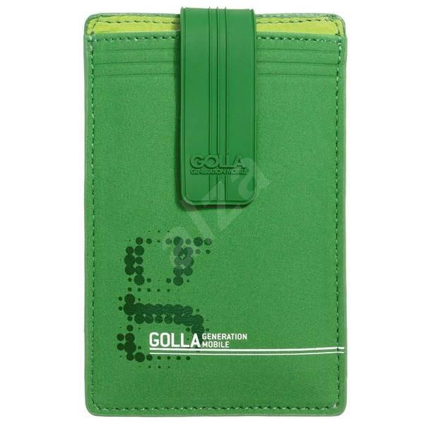 GOLLA Lifter zelené - Pouzdro na mobilní telefon