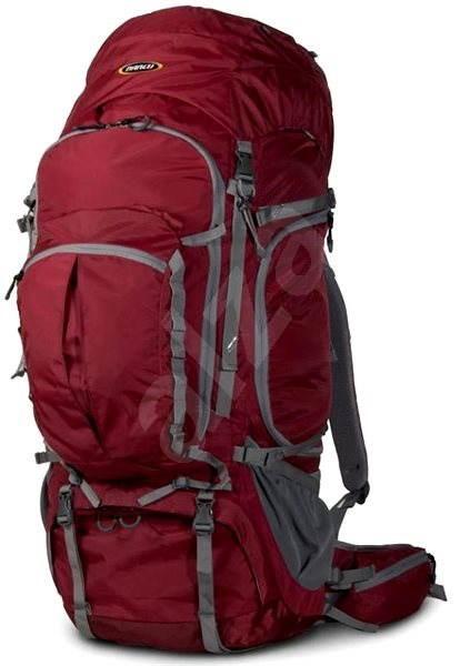 NANEU Adventure K5 V2 červený - Batoh