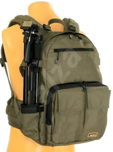 NANEU Military Ops Alpha V2 zelený  - Batoh