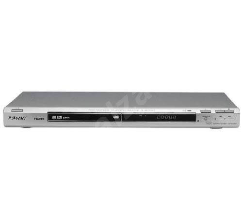 Sony DVP-NS76H/S stolní DVD, SVCD, DivX, MP3, CD, JPEG přehrávačm, HDMI - stříbrný (silver) -