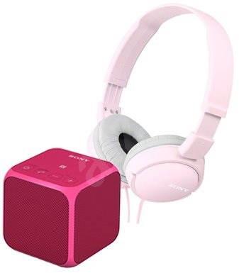 Sony SRS-X11 + MDRZX110P ZDARMA - Bluetooth reproduktor