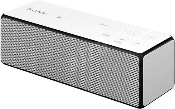 Sony SRS-X33W, bílá - Bluetooth reproduktor
