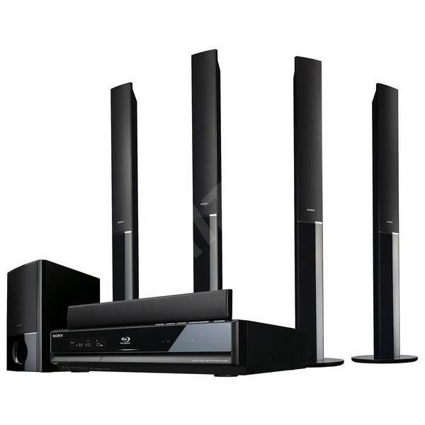 Sony BDV-E800 - Domácí kino