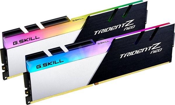G.SKILL 32GB KIT DDR4 3600MHz CL16 Trident Z RGB Neo for Ryzen 3000 - Operační paměť