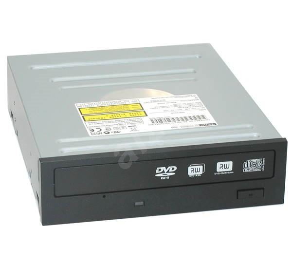 TEAC W516GD černá (black) - DVD±R 16x, DVD+R9 8x, DVD-R DL 4x, DVD+RW 8x, DVD-RW 6x, bulk - DVD vypalovačka