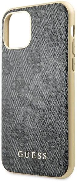 Guess 4G pro iPhone 11 Grey (EU Blister) - Kryt na mobil