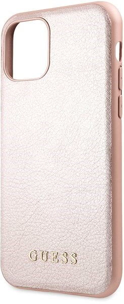 Guess Iridescent pro iPhone 11 Pro Rose (EU Blister) - Kryt na mobil