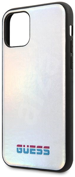 Guess Iridescent pro iPhone 11 Pro Silver (EU Blister) - Kryt na mobil