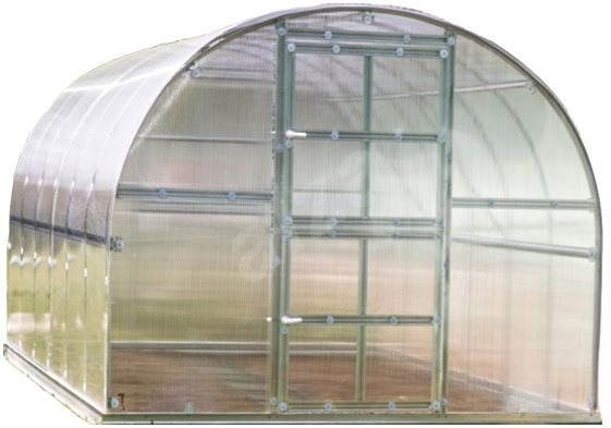 Gardentec Classic 8 x 3 m - Skleník
