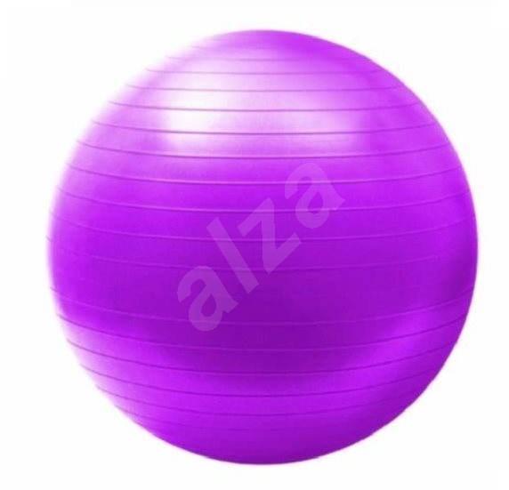GYMY ABS zesílený - fialový, průměr 65cm - Gymnastický míč