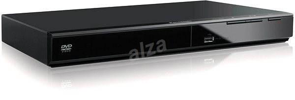 Panasonic DVD-S500EP-K - Stolní DVD přehrávač