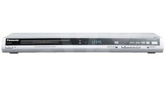 Panasonic DVD-S49E-S stříbrný (silver) - DVD, HighMAT, DivX, SVCD, MP3, WMA, CD, JPEG přehrávač -