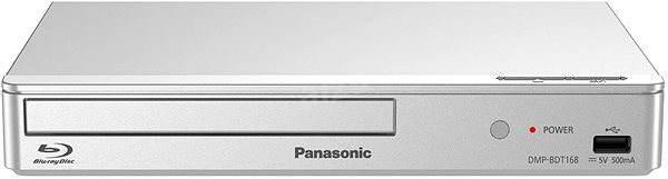 c016ee378 Panasonic DMP-BDT168EG stříbrný - Blu-Ray přehrávač | Alza.cz