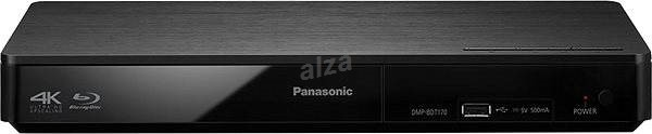 Panasonic DMP-BDT170EG černý - Blu-Ray přehrávač