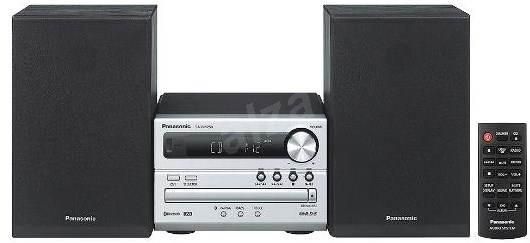 Panasonic SC-PM250EC-S - Mikrosystém