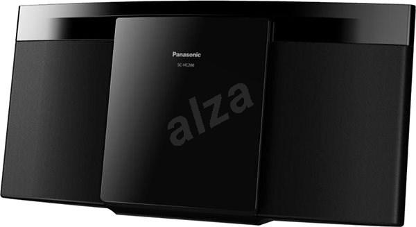 Panasonic SC-HC200EG-K - Mikrosystém