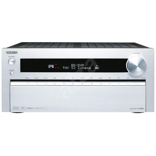 ONKYO TX-NR809 stříbrný - AV receiver