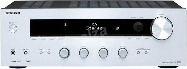 ONKYO TX-8030 stříbrný - Stereo Receiver