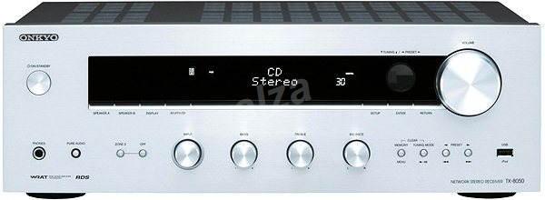 ONKYO TX-8050 stříbrný - Stereo Receiver