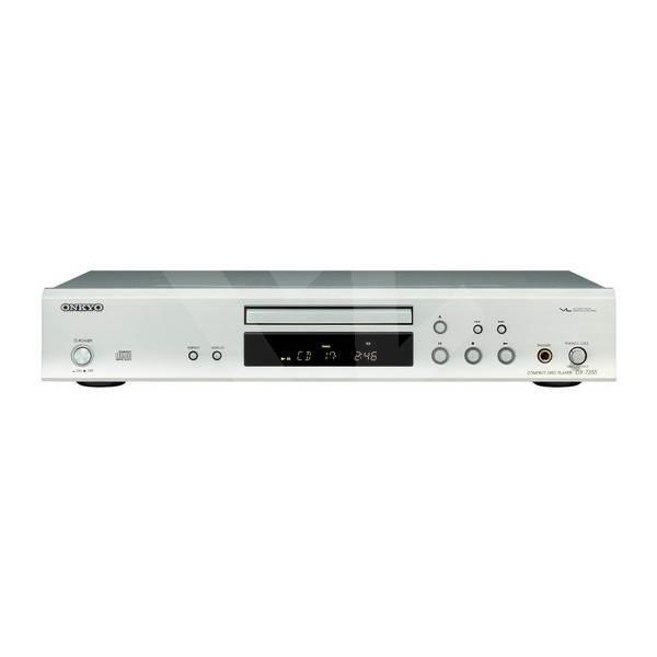 ONKYO DX-7355 stříbrný - CD Přehrávač