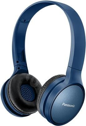Panasonic RP-HF410 modrá - Bezdrátová sluchátka