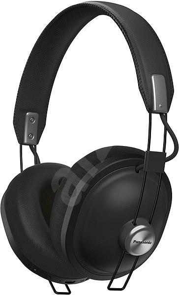 Panasonic RP-HTX80B černá - Sluchátka s mikrofonem