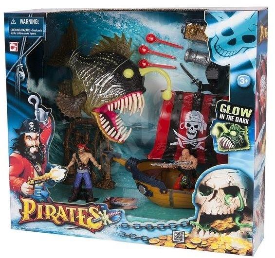 Pirates! Black Devil Anglefish sada - Herní set