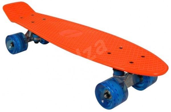0039b2eac99 Moov ngo Penny Board červený - Skateboard