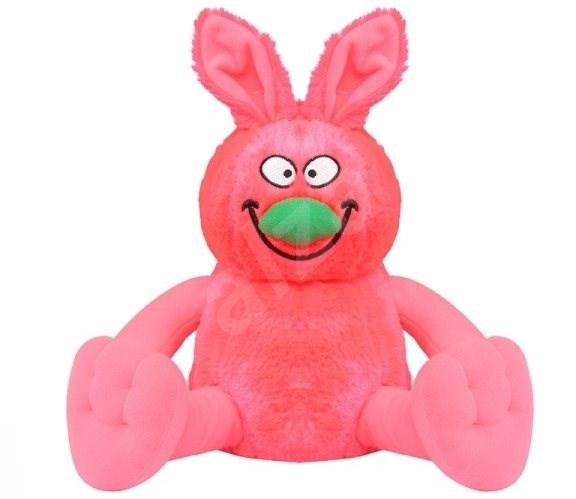 Hamleys Ziggles růžový - Plyšák