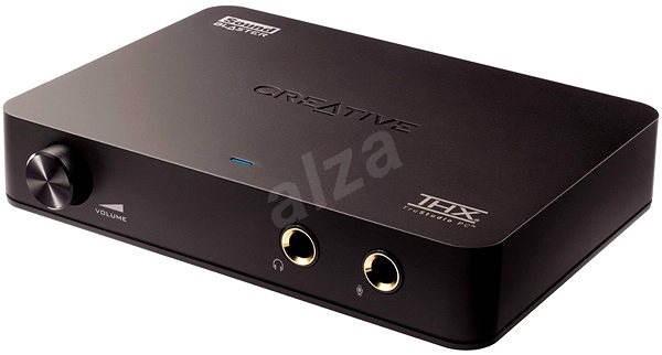 Creative SOUND BLASTER X-Fi HD - Zvuková karta