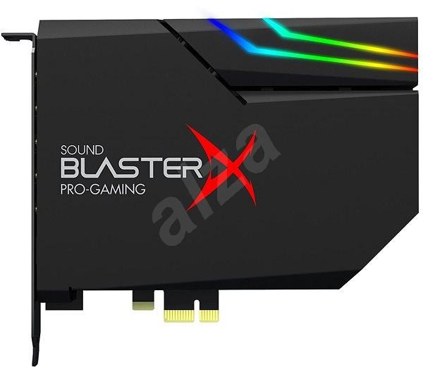 Creative Sound BlasterX AE-5 - Zvuková karta