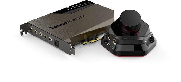 Creative Sound Blaster AE-7 - Zvuková karta