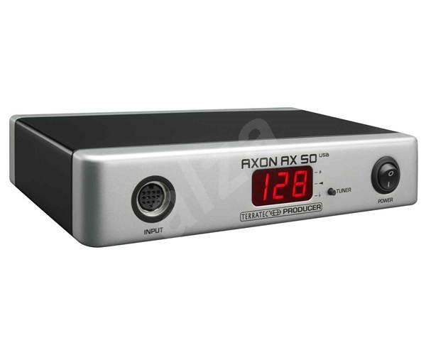 Kytarový MIDI převodník TerraTec Producer Axon AX-50 USB -