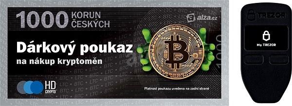 Crypto Starter Pack 1000 - Hardware peněženka