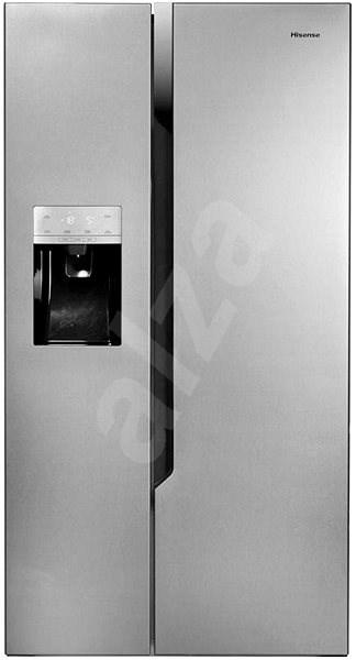 HISENSE RS694N4TC2 - Americká lednice
