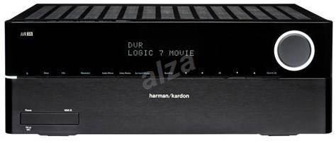Harman Kardon AVR 370 - černý - AV receiver