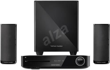 Harman Kardon BDS 380 - černá - Stereo sestava