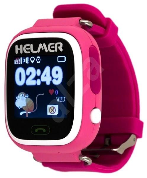 6666e0cd2 Helmer LK 703 růžové - Dětské hodinky | Alza.cz